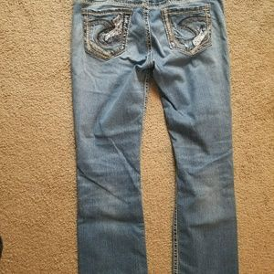 Silver Jeans Jeans - Silvers